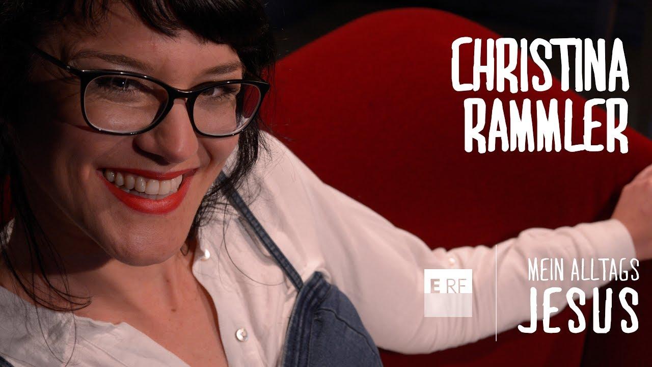 "Christina Rammler bei ""Mein AlltagsJesus"""